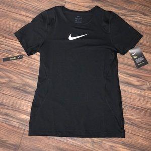 Girls Nike Pro Dri-Fit T-shirt